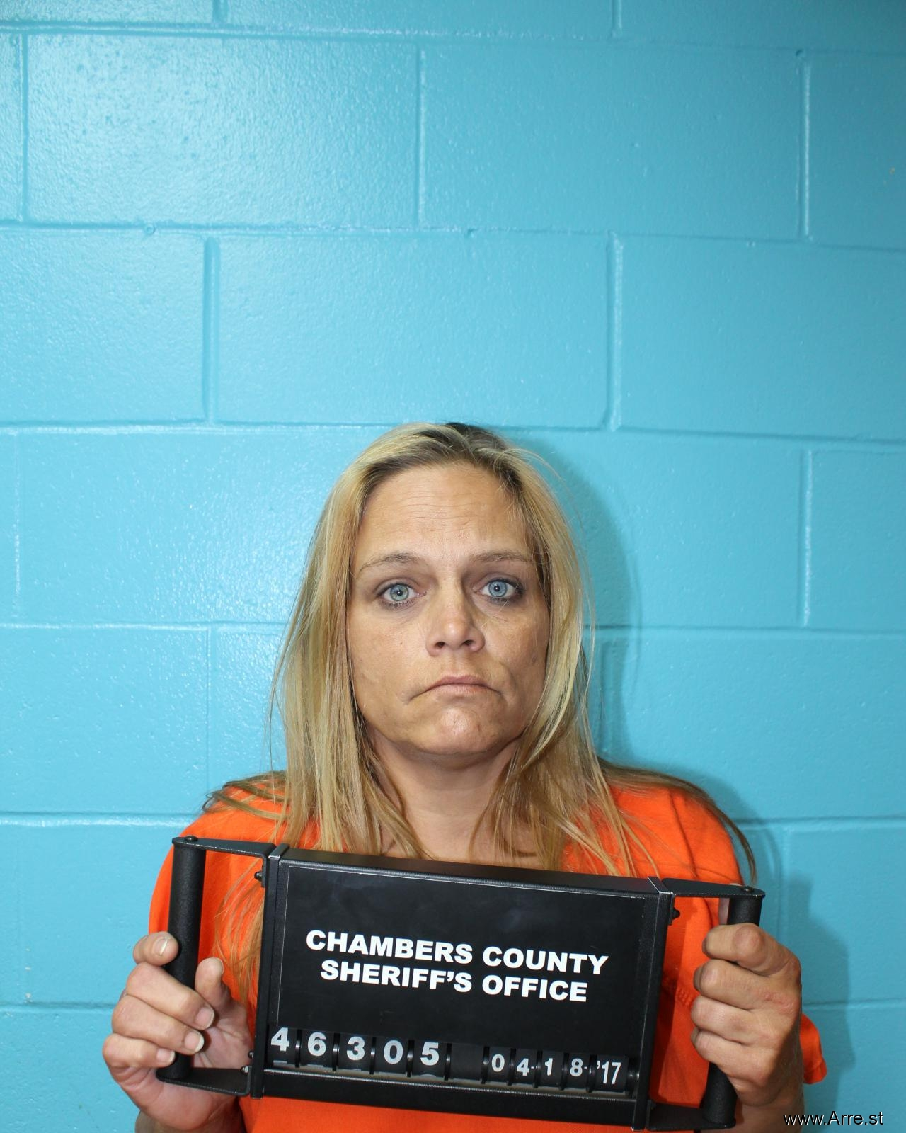April Michelle Davis Mugshot