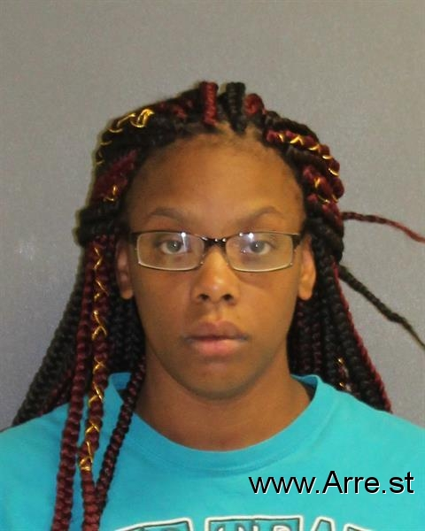 Kimari  Smith Mugshot